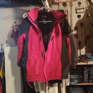 Boy North Face Winter Coat